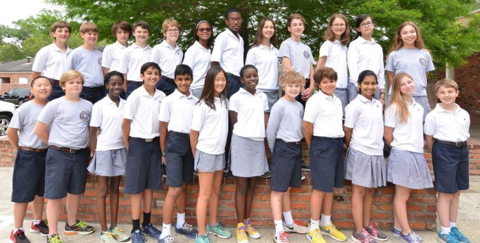 Episcopal School students recognized for high test marks _lowres