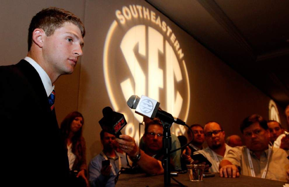 SEC players not lobbying for perks — but they wouldn't be against them _lowres