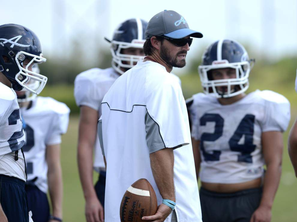 AES coach credits success to mentors _lowres