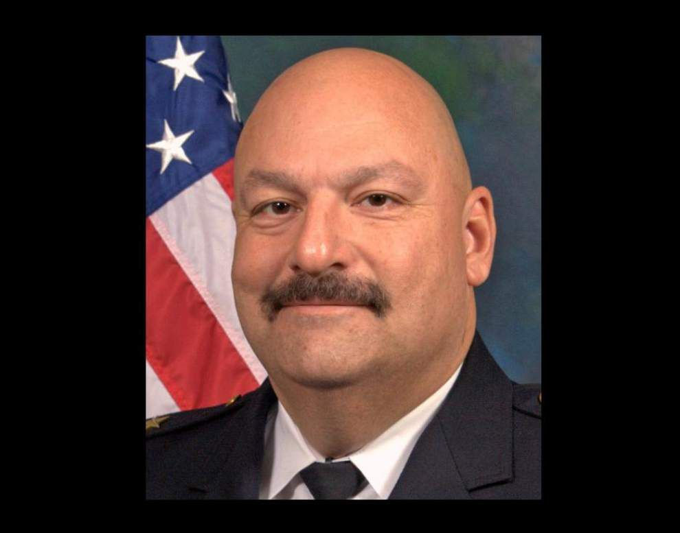 NOPD deputy chief moving to DA's Office _lowres