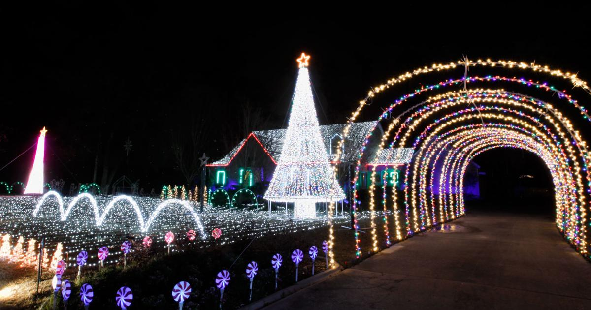 James Gill: Look to Al Copeland to help under Slidell family's massive Christmas  light show | James Gill | theadvocate.com - James Gill: Look To Al Copeland To Help Under Slidell Family's