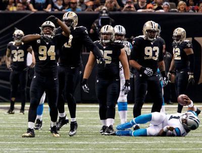 833f1f9bc Saints defensive end Cameron Jordan earns Pro Bowl berth