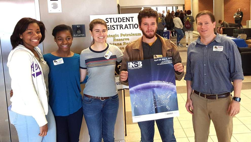 West Feliciana High students have super showing at National Science Bowl _lowres