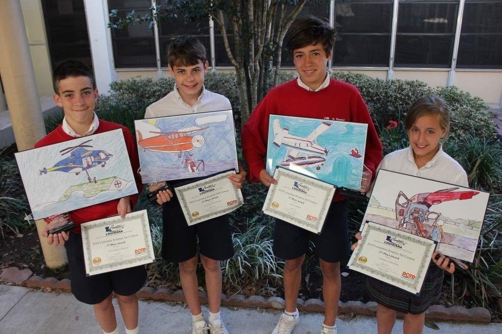 Local students place in state art contest _lowres