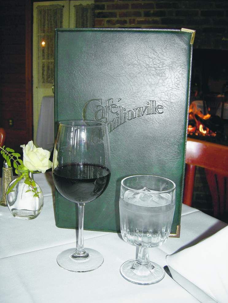 Lafayette's Café V worth the indulgence _lowres