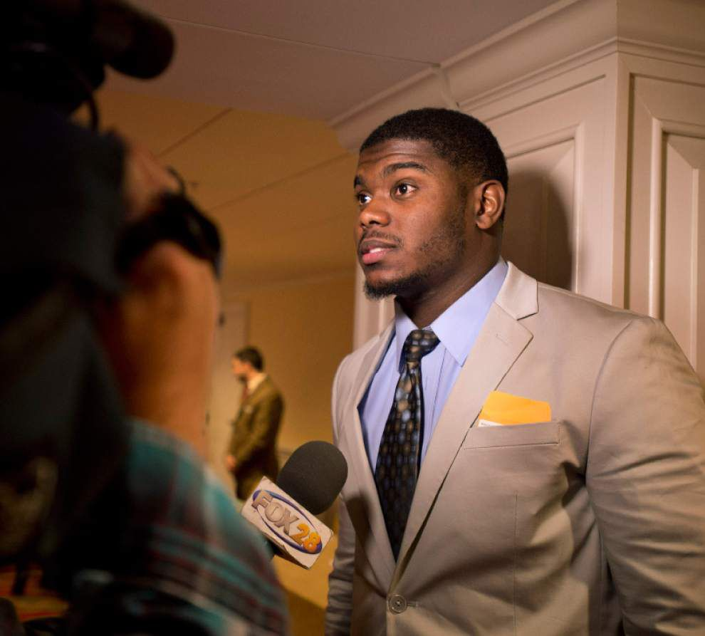 Jermauria Rasco measured up at LSU, and the NFL is next on his list _lowres