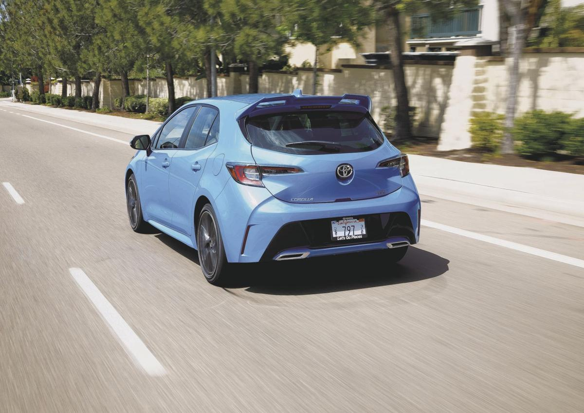 2019 Toyota Corolla Hatchback Automotive Theadvocate Com