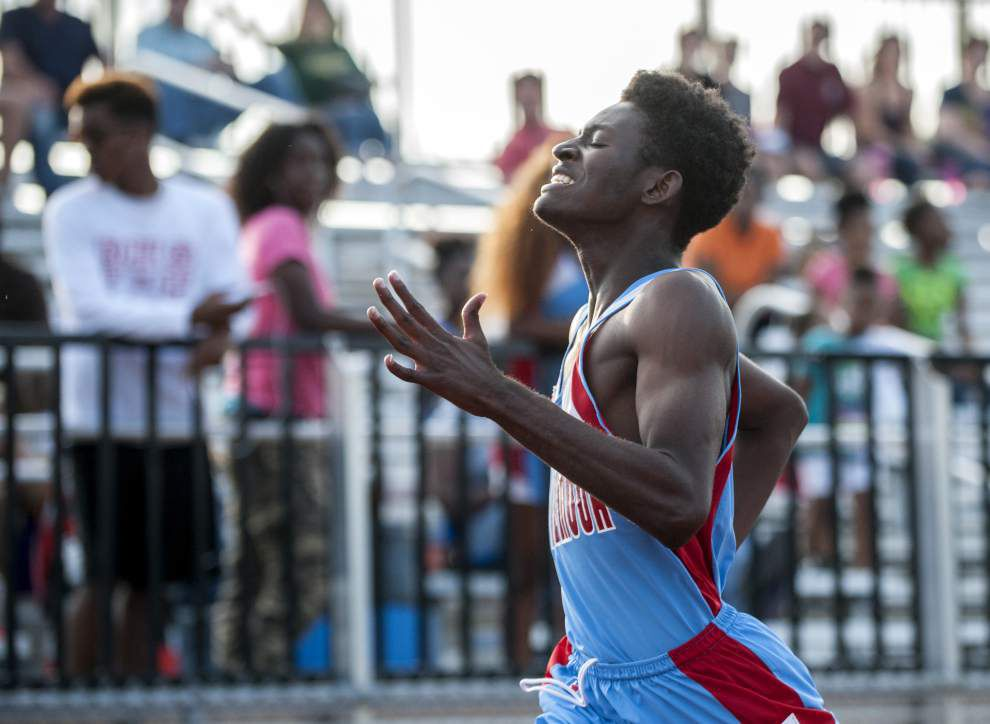 Zachary boys, girls cruise to 4-5A titles _lowres