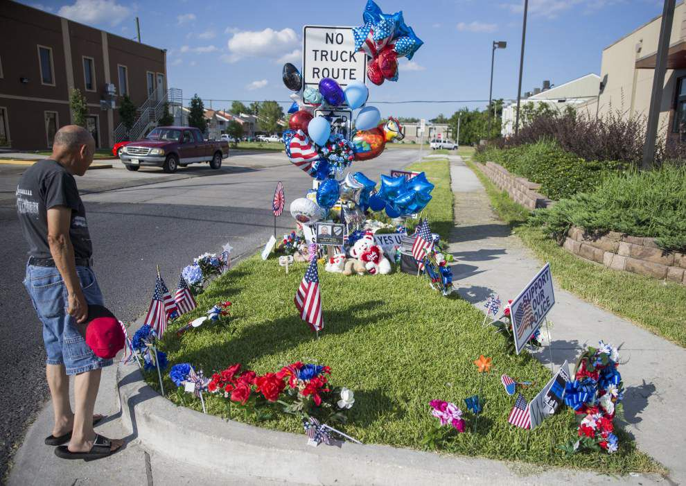 'Speechless': A day after killing of JPSO deputy, community tries to cope, recover _lowres