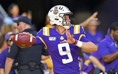 Whare are the odds? LSU's chances of winning CFP title, Joe Burrow claiming Heisman go down
