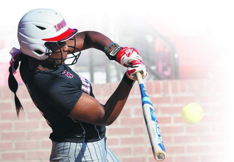 A WCWS preview? Ragin' Cajuns softball team visits No. 1 Florida _lowres