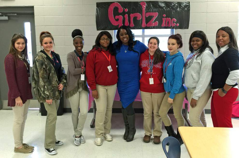 Girlz, Inc. club welcomes author _lowres