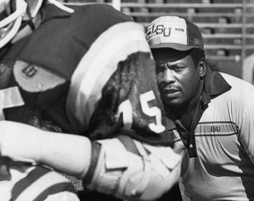 Otis Washington, the coach who didn't want to coach, heads to the Louisiana Sports Hall of Fame _lowres