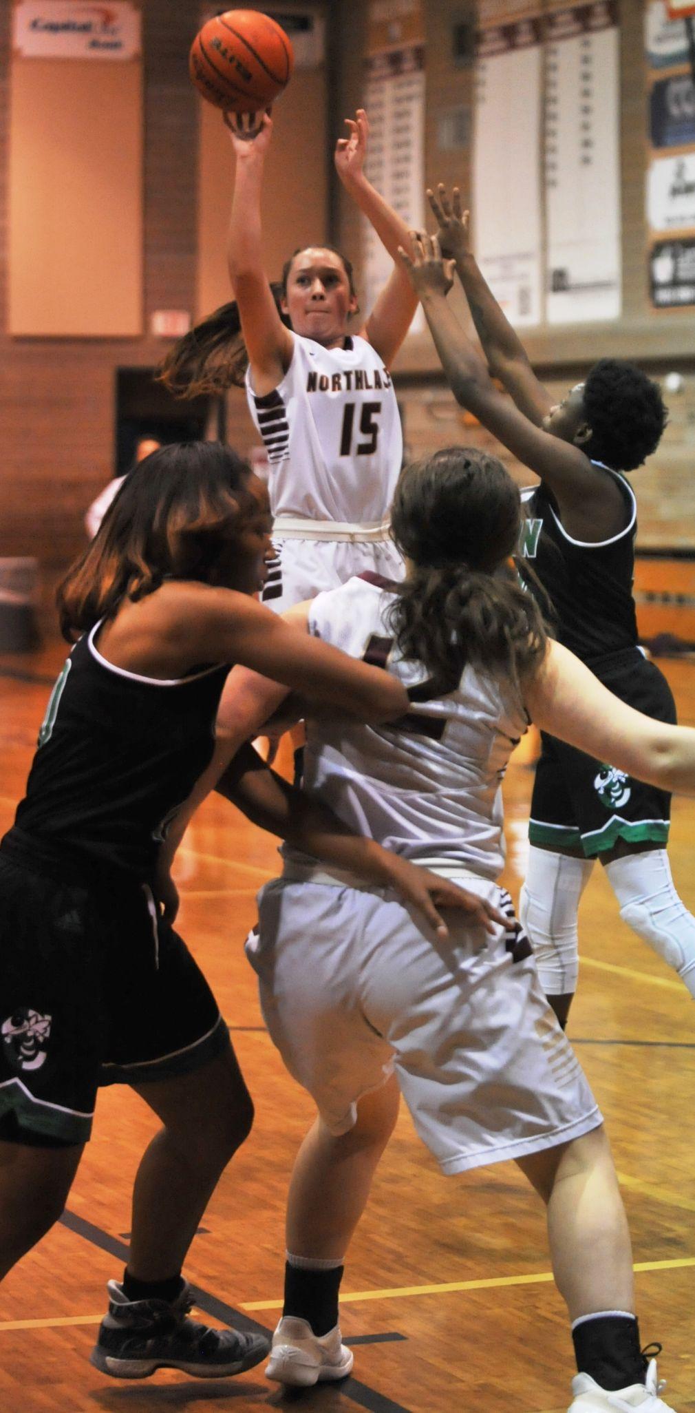 Natalie Newberry (Northlake Christian Girls Basketball)