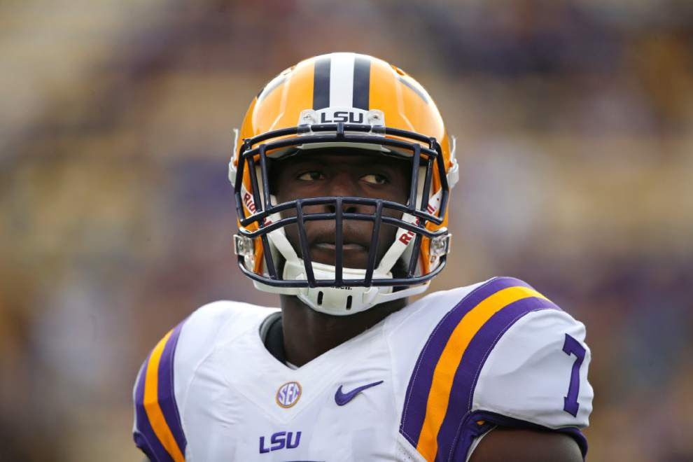 Les Miles has 'not followed up' on Leonard Fournette late-hit clips sent to SEC office _lowres