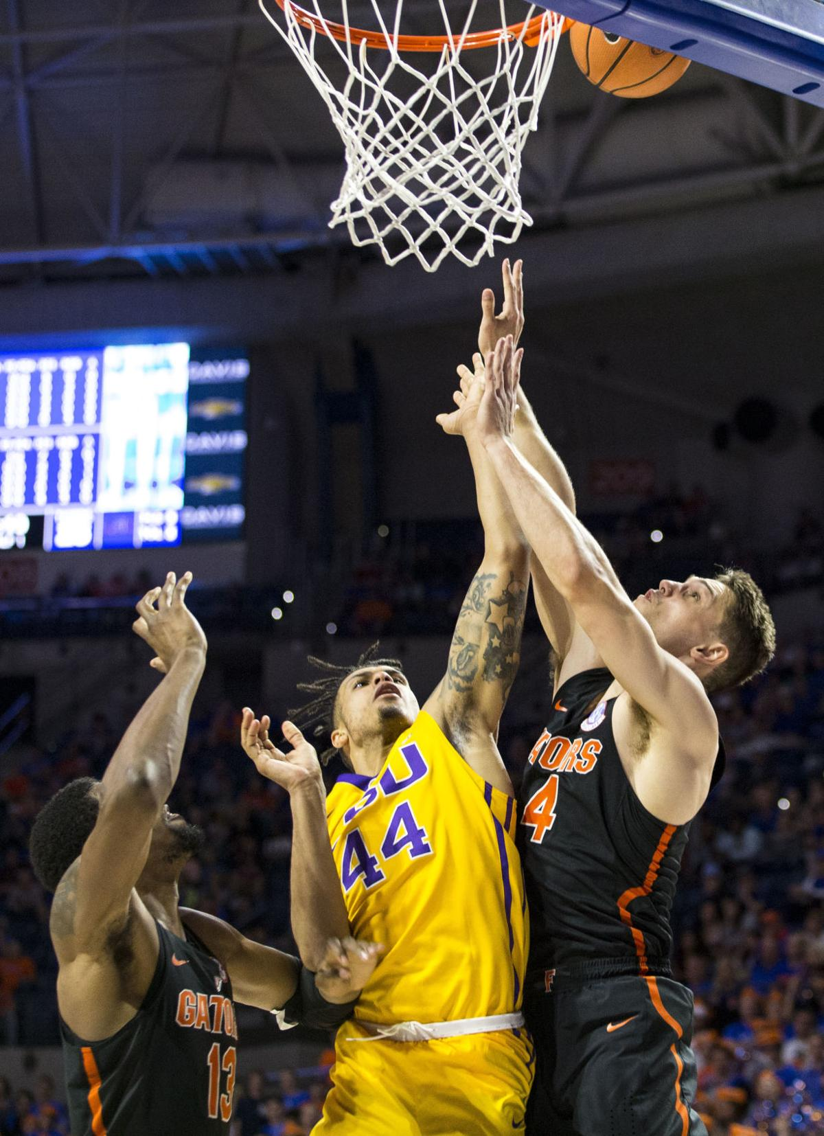 LSU Florida Basketball