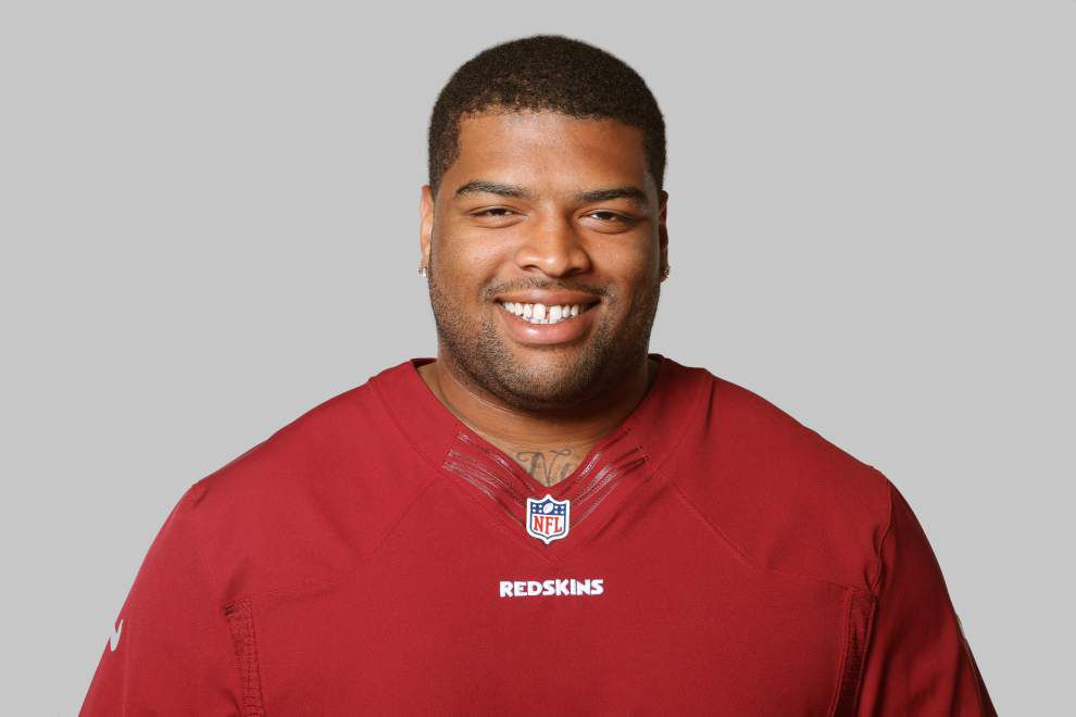 NFL notebook: Redskins and tackle Trent Williams agree to five-year extension _lowres