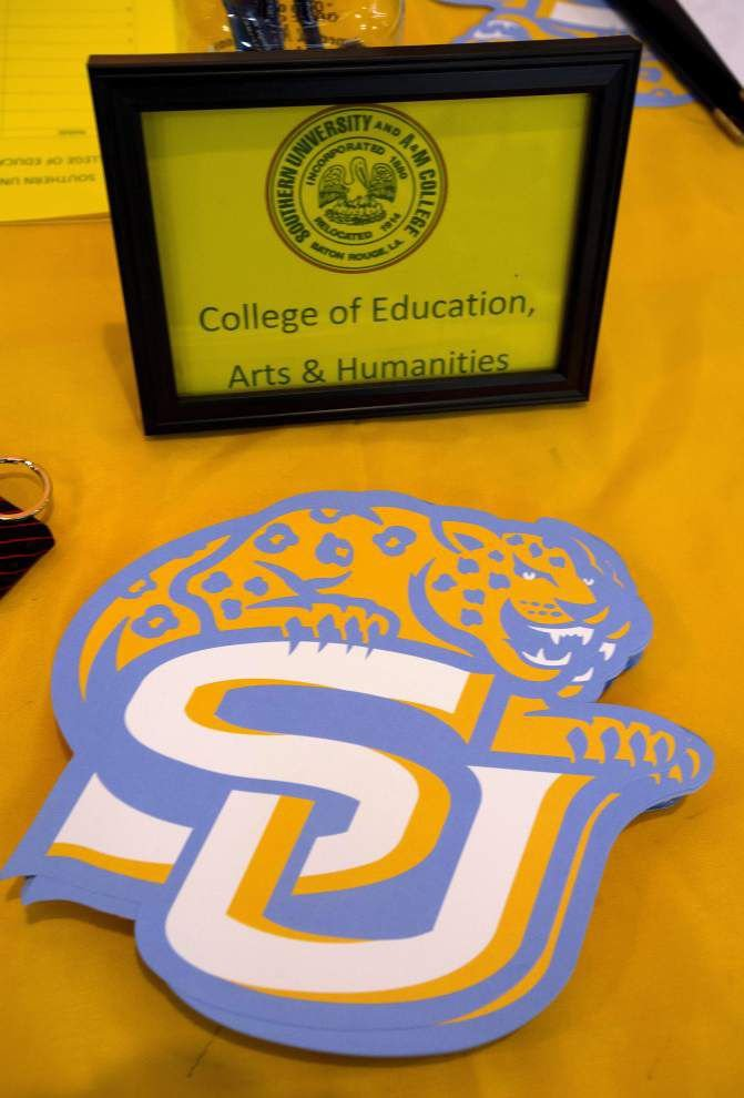 Southern University hosts pep rally for high schoolers _lowres