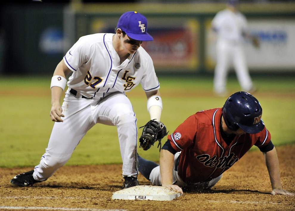 Live Updates: LSU at Tulane baseball at 6:30 p.m. _lowres