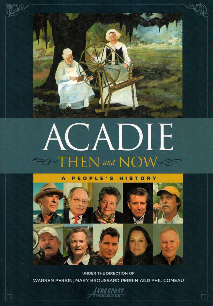 'Acadie' authors will head to Paris for cultural award _lowres