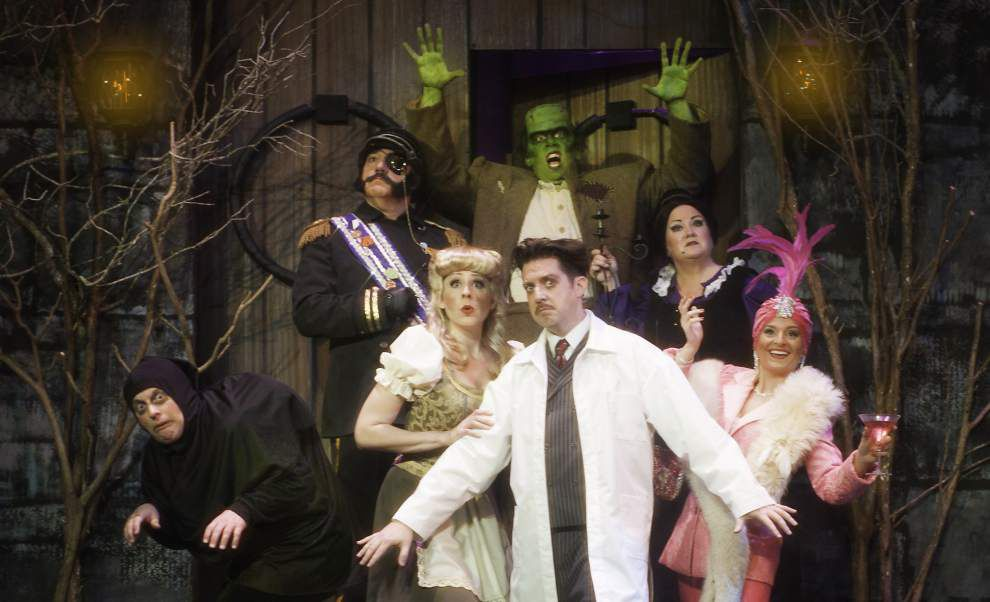 Rivertown Theaters in Kenner to present 'Young Frankenstein' _lowres