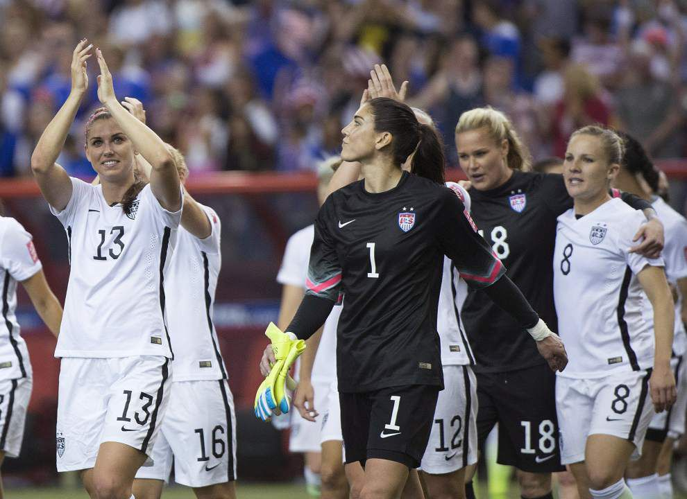 U.S. women excited to face Japan in final _lowres