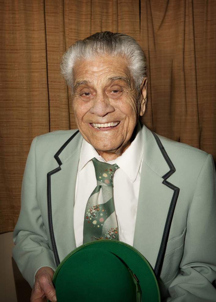 Johnny Marchese, founder of Old Metairie's St. Patrick's Day parade, dies at 97 _lowres