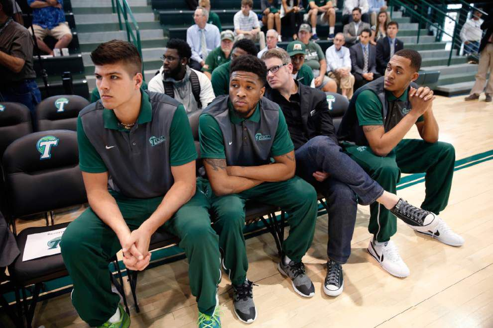 Rod Walker: Tulane's Mike Dunleavy nails news conference; now it's time to turn program around _lowres