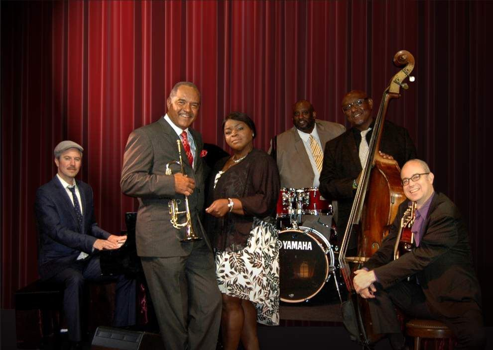 For Ella and Louie Tribute Band, Satchmo fest is a natural fit _lowres