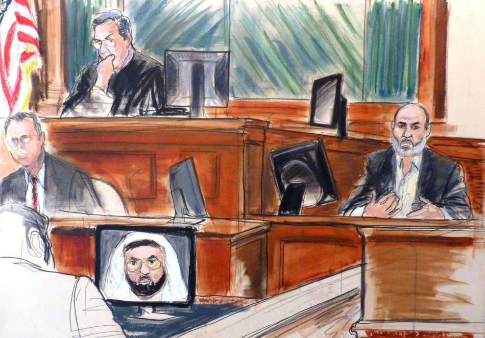 Bin Laden son-in-law convicted at NYC terror trial _lowres
