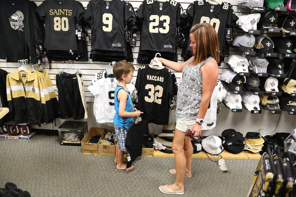 Preseason exhibition games matter to N.O. Saints fans _lowres
