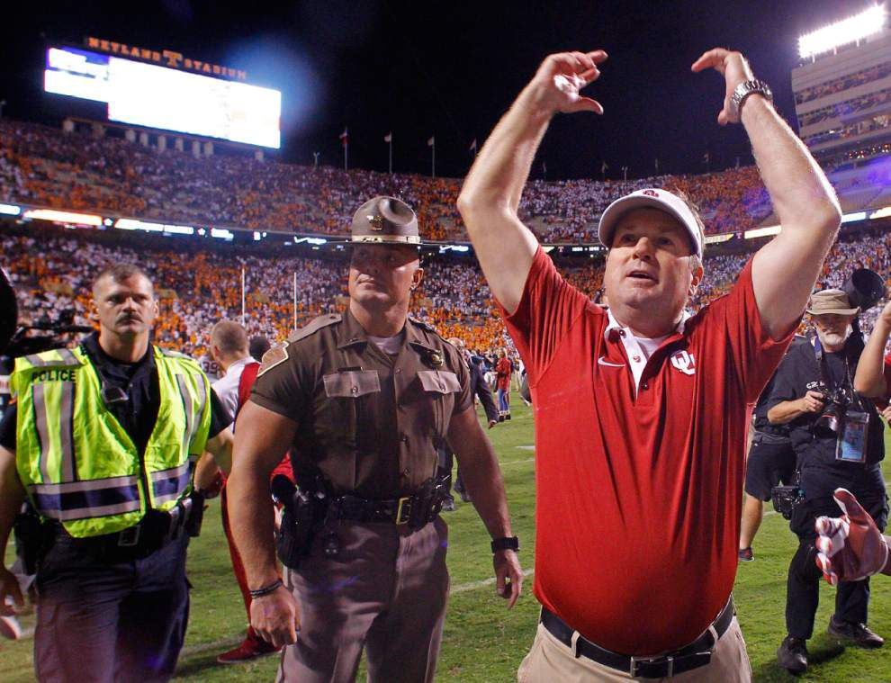 How I Voted, Week 2: Arkansas plummets out, LSU moves up three spots, four new teams _lowres