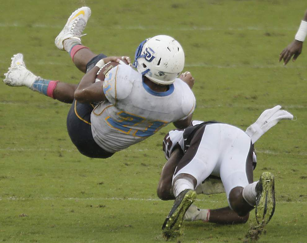 Jaguars defense, special teams help power 40-21 win over Texas Southern _lowres