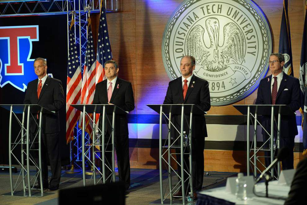 Our Views: The early numbers suggest that voters are uninterested in the Louisiana governor's race _lowres