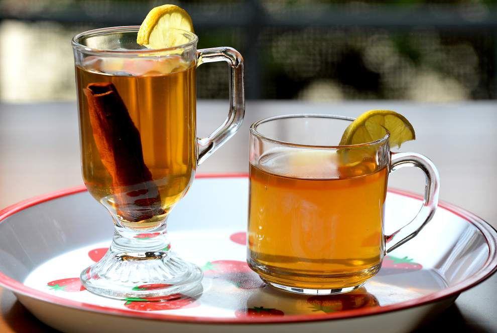 What a Crock!: Sinus assist: Apple Green tea helps combat allergies, sinuses _lowres