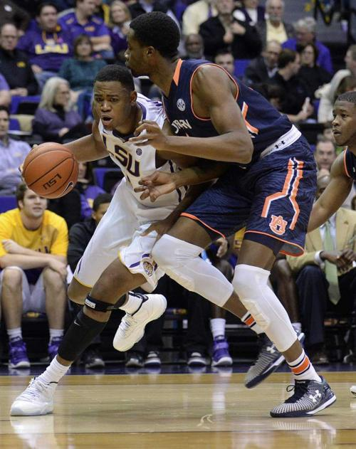 Ex-LSU standouts Jarell Martin, Jordan Mickey at NBA combine _lowres