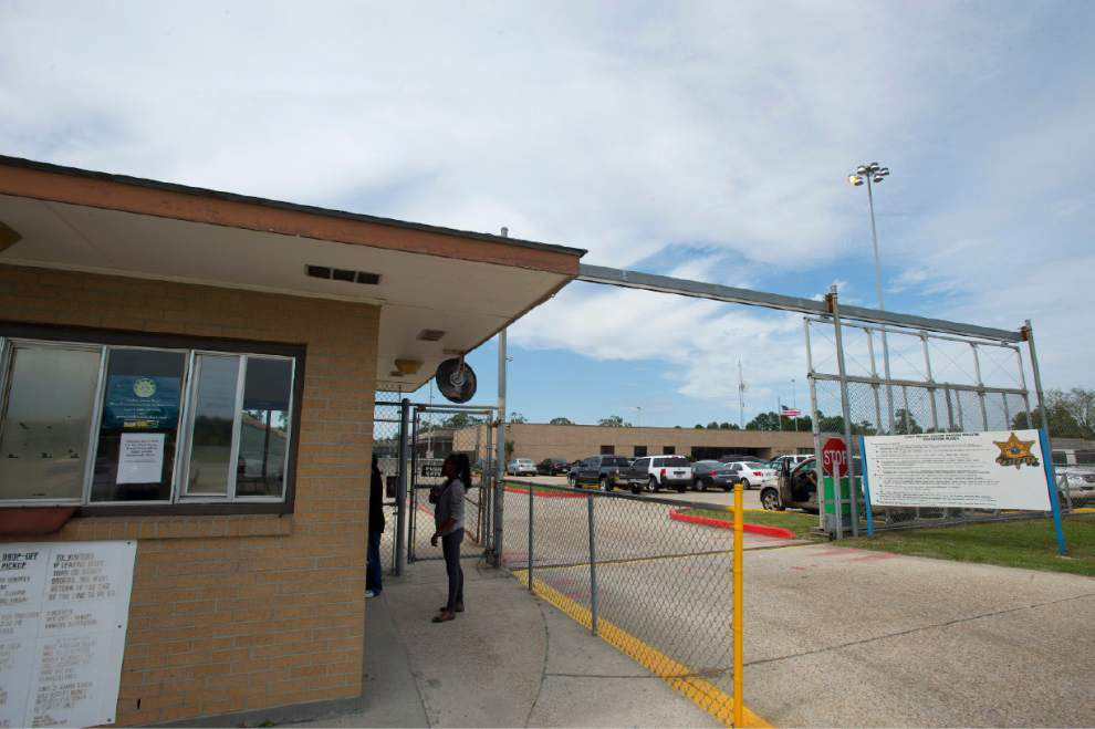 EBR sheriff: State to give up land for new parish prison _lowres