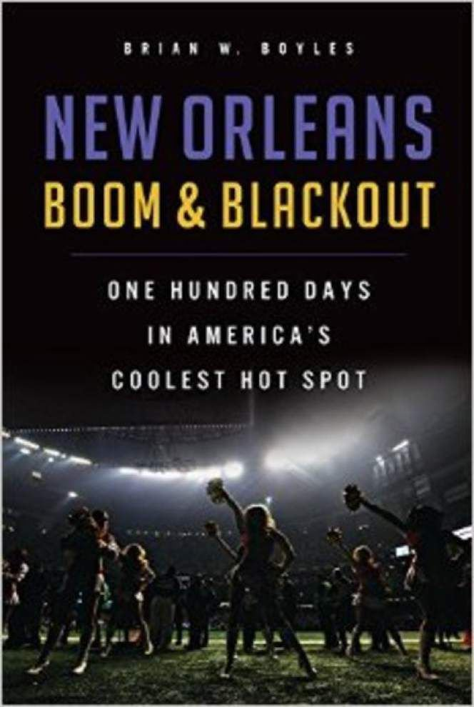 'New Orleans Boom & Blackout' up for discussion in citywide literacy event _lowres