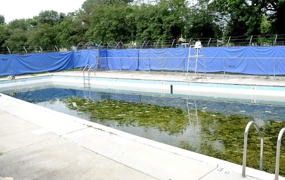 BREC approves compromise on historic Gus Young Pool — volunteers will raise funds to build a new pool _lowres
