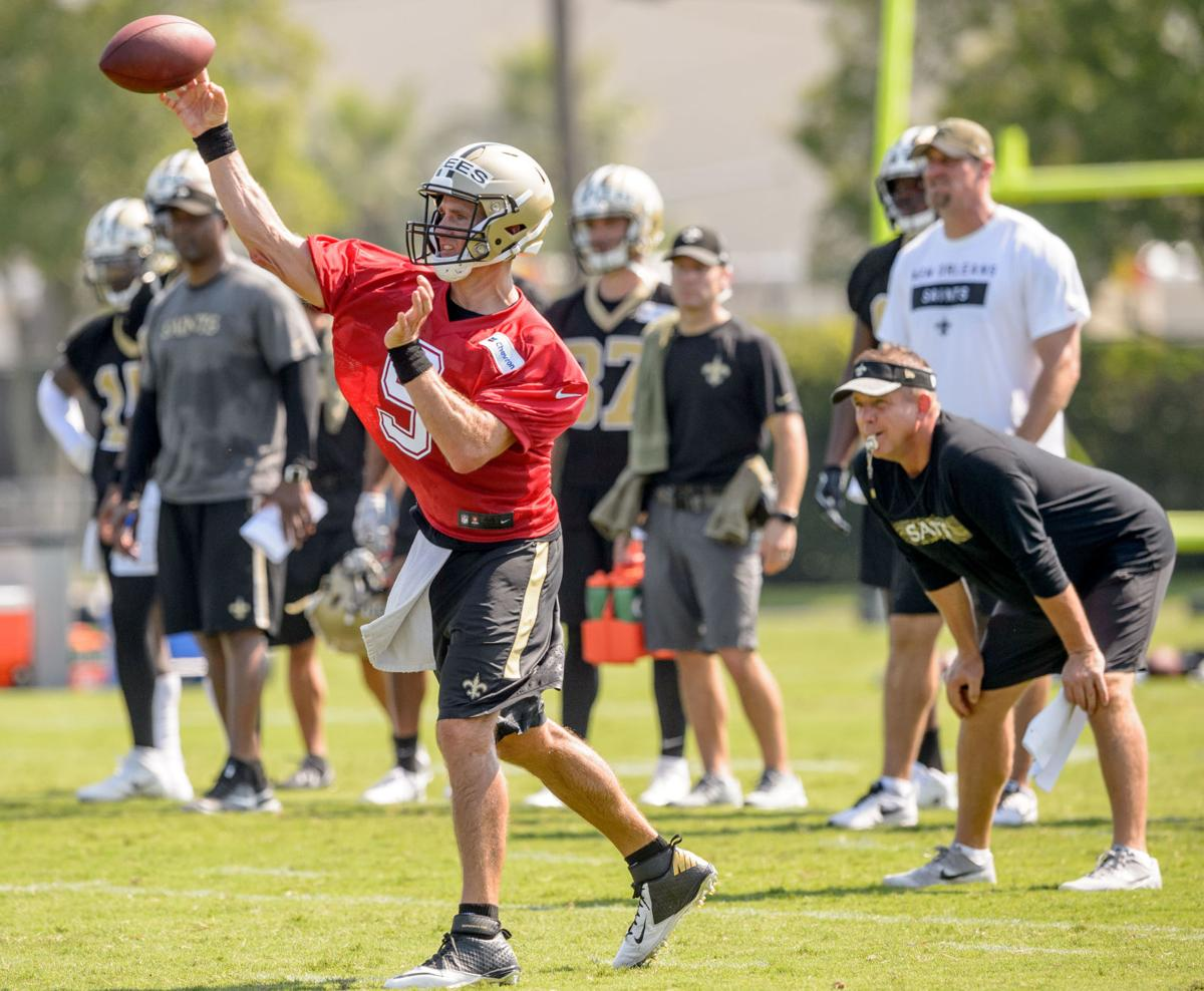 04a670e5929 'Prove Them Right': With fewer holes and playoff history, New Orleans Saints  set sights on Super Bowl