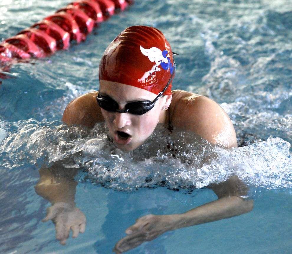 Catholic, St. Joseph's in line for city swim titles _lowres