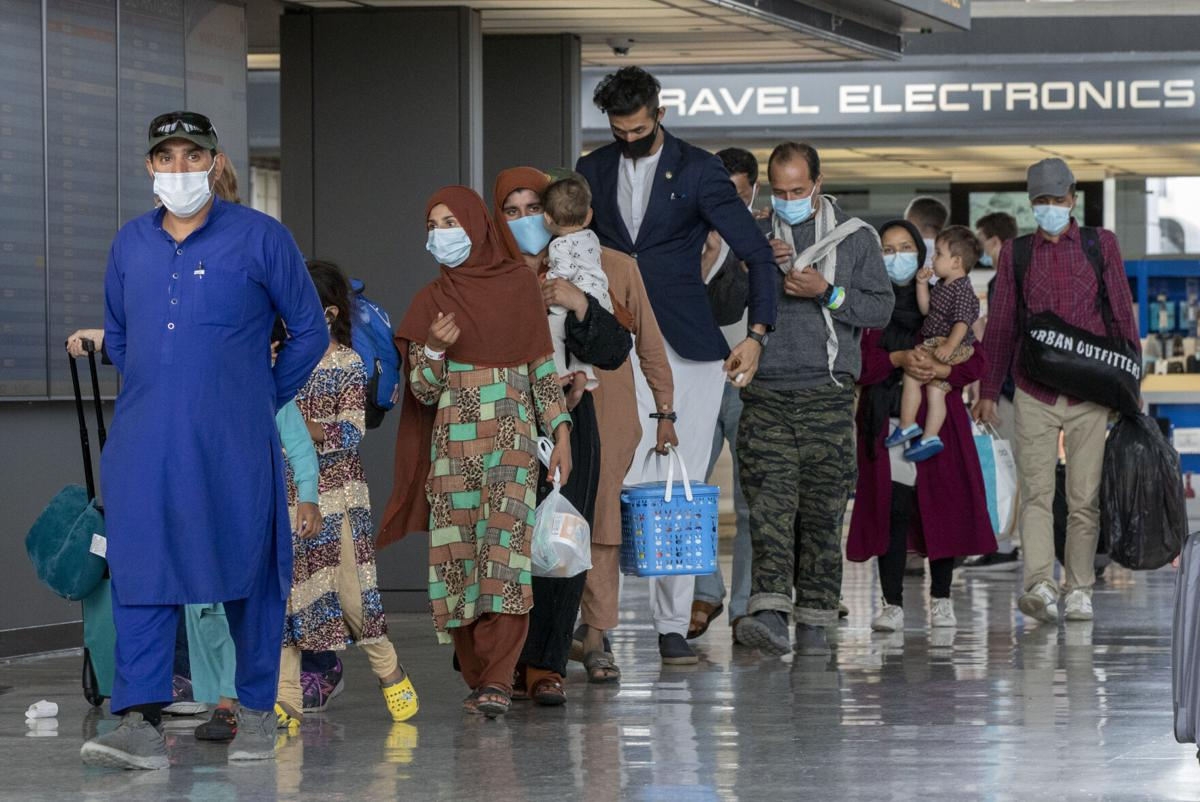 Afghan Refugees Religious Response