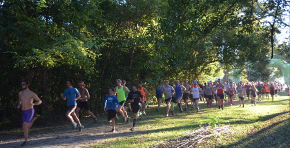 Grueling 100-mile ultra-marathon pushes runners to the limit _lowres