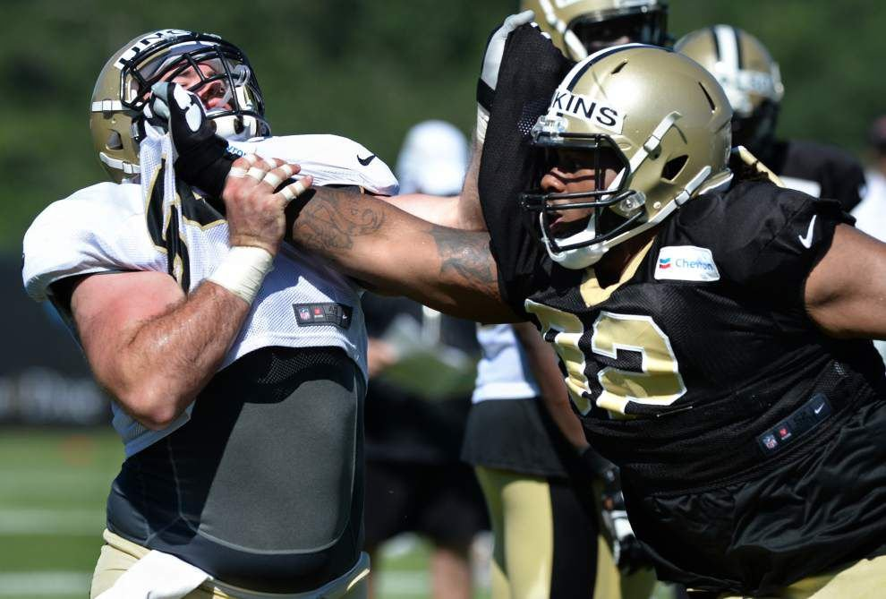 Rob Ryan happy with the Saints' direction on defense: 'We got a beautiful vision here' _lowres