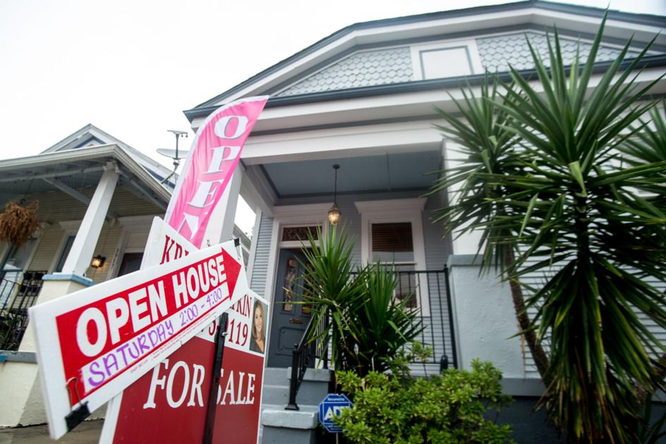 average home prices in new orleans up over 8 percent in first half