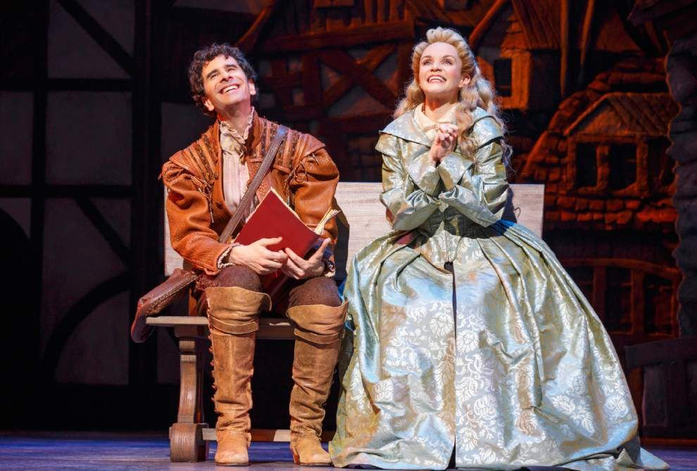 'Something Rotten' by former Baton Rouge brothers Karey and Wayne Kirkpatrick gets Tony Awards nods; also New Orleans native Patricia Clarkson, part-time resident Michael Cerveris _lowres