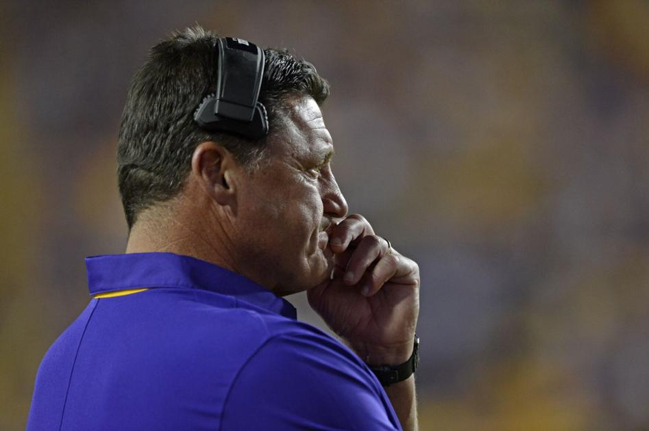 Rabalais: LSU wound up with a great SEC schedule — but now there's another huge what-if