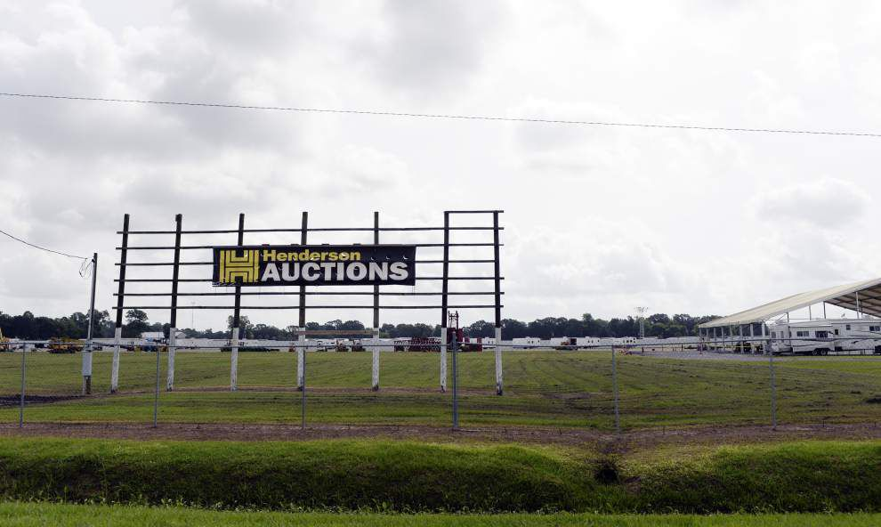 Developer: FedEx considering old Evangeline Downs Racetrack in Carencro for a new distribution center _lowres