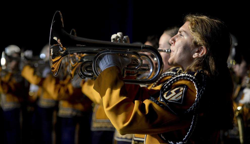 Photos: Tigerama - Golden Band from Tigerland performed Wednesday night at the PMAC _lowres