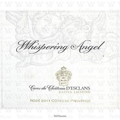 2011 Chateau d'Esclans Whispering Angel Rose   Food and